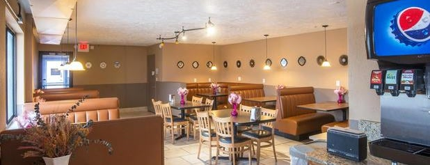 Americas Best Value Inn Lincoln Airport is one of Lugares favoritos de Jade.