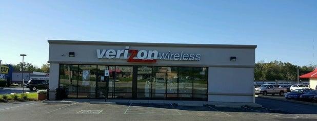 Verizon is one of David 님이 좋아한 장소.