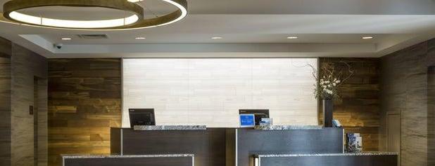 Fairfield Inn & Suites Waterbury Stowe is one of Locais curtidos por Al.