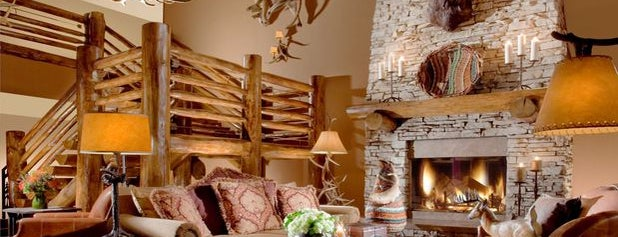 The Lodge at Jackson Hole is one of S.