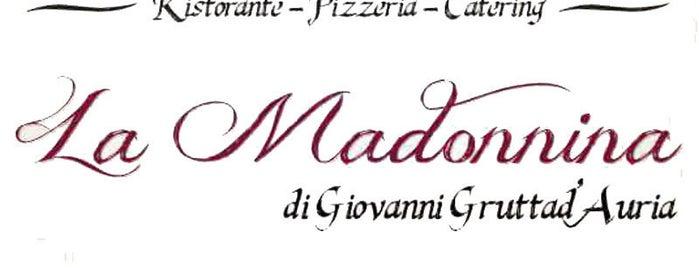 Ristorante La Madonnina is one of I giorni del cavolo.