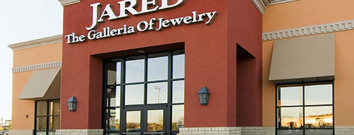 Jared the Galleria of Jewelry is one of Posti che sono piaciuti a Liz.