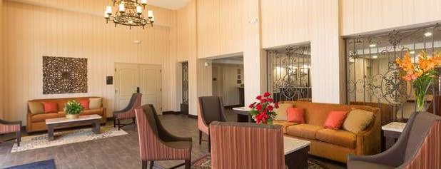 DoubleTree by Hilton is one of สถานที่ที่บันทึกไว้ของ Priscila.