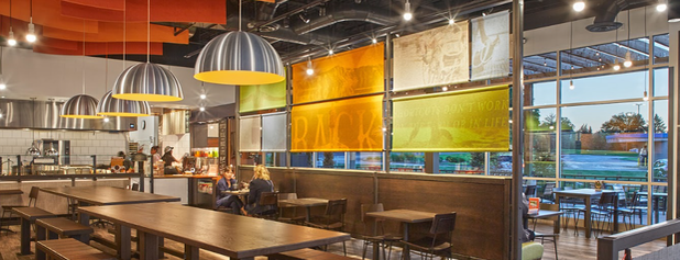 CoreLife Eatery is one of USA lijst.
