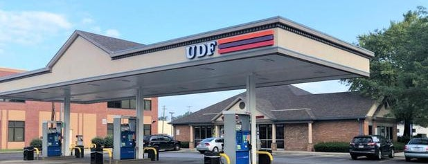 United Dairy Farmers (UDF) is one of Pick Gas Stations.