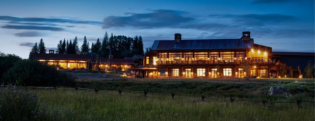 Brushcreek Ranch is one of Hotels.
