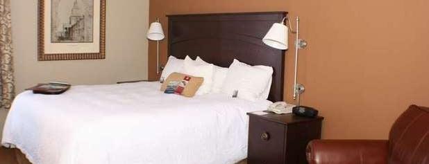 Hampton by Hilton is one of Hotel - Motels - Inns - B&B's - Resorts.