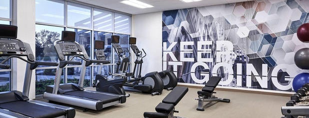 SpringHill Suites by Marriott Kansas City Lenexa/City Center is one of Locais curtidos por Vilje.