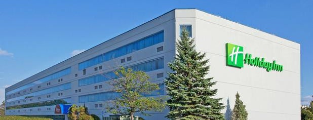 Holiday Inn Flint - Grand Blanc Area is one of Hotels I checked in worldwide.