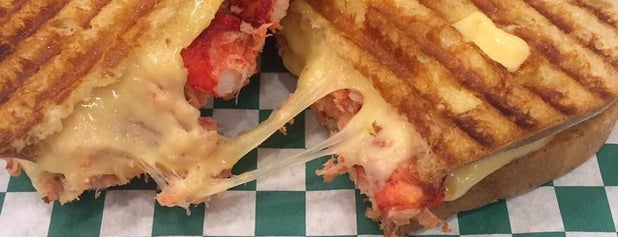 Gayle's Best Ever Grilled Cheese is one of Chicago.