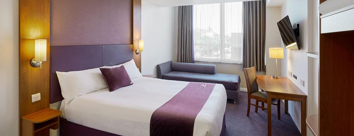 Premier Inn Norwich Nelson City Centre is one of Paul 님이 좋아한 장소.