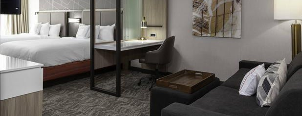 SpringHill Suites by Marriott Denver Tech Center is one of Locais curtidos por Olan.