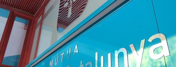 Mútua General de Catalunya is one of sitios.