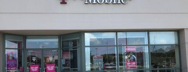 T-Mobile is one of Tempat yang Disukai Dawn.