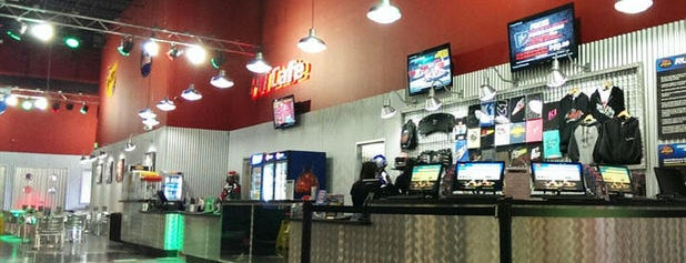 K1 Speed is one of I need to visit this place!!!.