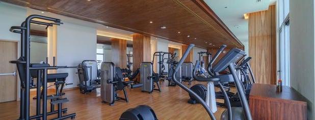 Renaissance Cancun Resort & Marina is one of Orte, die Fabrizio gefallen.