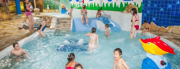 Aquapark Babylon is one of Czech Republic.