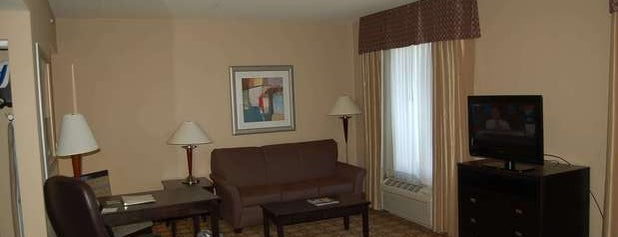 Hampton Inn & Suites Charlotte Airport is one of AT&T Spotlight on Charlotte, NC.