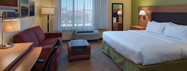 TownePlace Suites Albuquerque North is one of Chai'nin Kaydettiği Mekanlar.