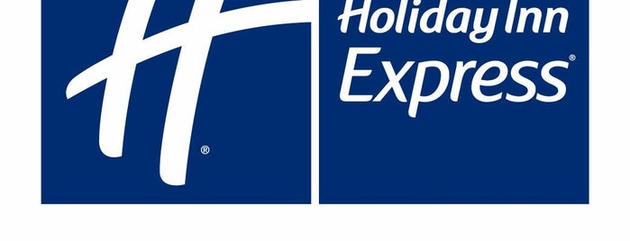 Holiday Inn Express & Suites is one of Locais curtidos por Paul.
