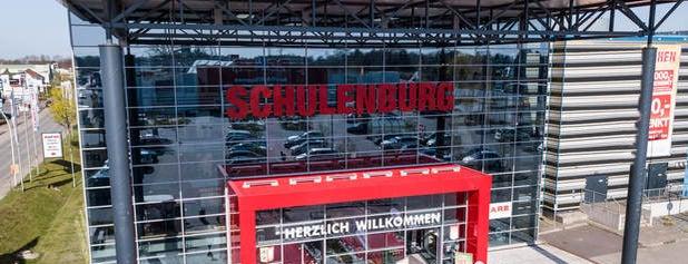 Möbel Schulenburg is one of Lieux qui ont plu à Daniel.