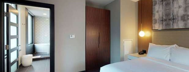 Cambria Hotel Downtown Dallas is one of Dallas.