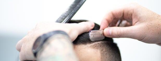 Circa Barber Shop is one of Tempat yang Disukai Austin.