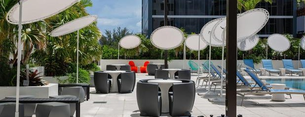 Aloft Miami Aventura is one of Want to Try Out New 2.