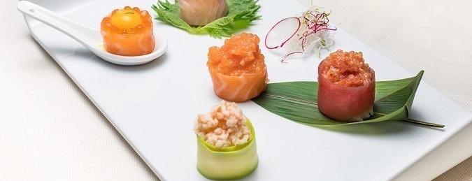 G Sushi Oriental Pleasure is one of Martina : понравившиеся места.