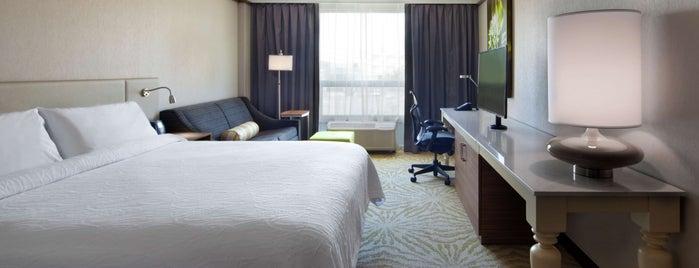 Hilton Garden Inn is one of Tempat yang Disimpan www.cubikmarketing.com.