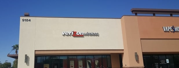 Verizon is one of Arizona.