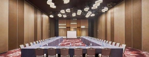 Semiramis Intercontinental Hotel Casino is one of Cairo القاهره.