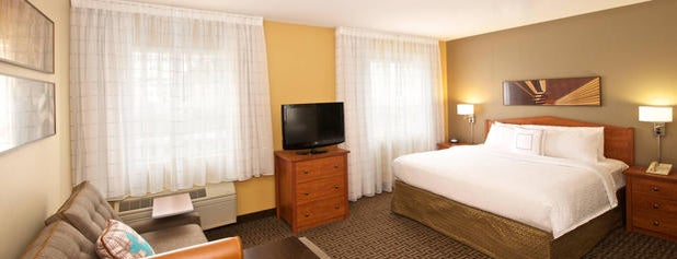 TownePlace Suites by Marriott Seattle Everett/Mukilteo is one of Consta : понравившиеся места.