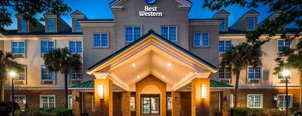 Best Western Sugar Sands Inn & Suites is one of B Davidさんのお気に入りスポット.