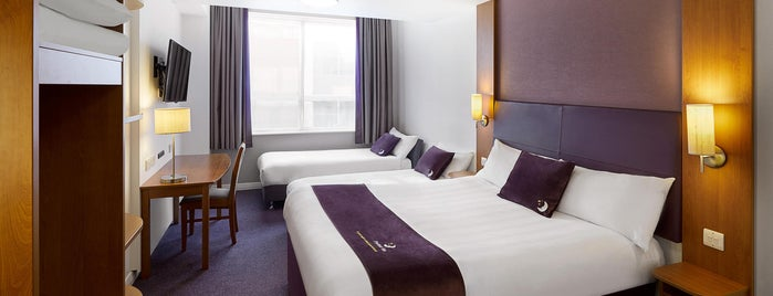 Premier Inn London Croydon Town Centre is one of Doing Stuff with Paws.