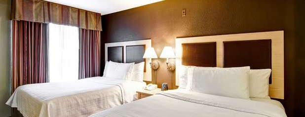 Homewood Suites by Hilton Austin Arboretum / NW is one of Lieux sauvegardés par 3MHalf Marathon.