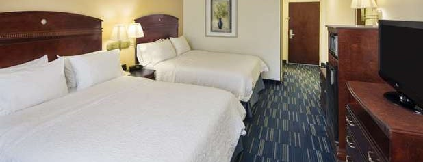Hampton Inn Hinesville is one of Hotels.