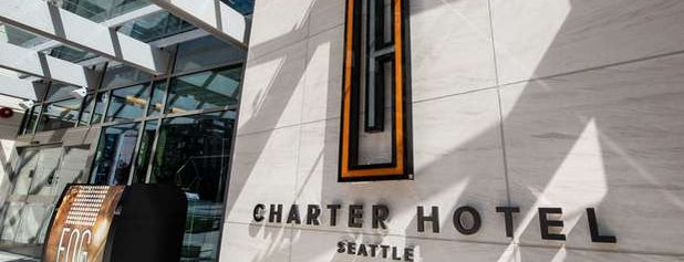 The Charter Hotel Seattle, Curio Collection by Hilton is one of San Francisco to Seattle Road Trip.