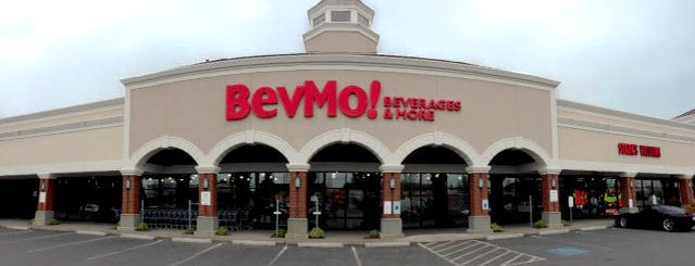 BevMo! is one of สถานที่ที่บันทึกไว้ของ Dj.