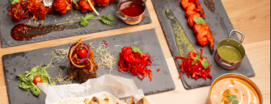 Bay Leaf Modern Indian Cuisine & Bar - 5 Points is one of Dennis : понравившиеся места.