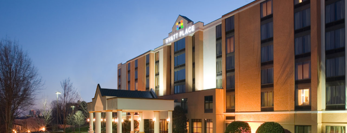 Hyatt Place Columbus/Worthington is one of Marie : понравившиеся места.