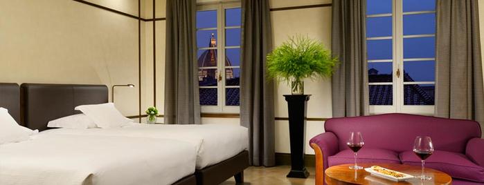 Hotel Balestri is one of Olga'nın Beğendiği Mekanlar.