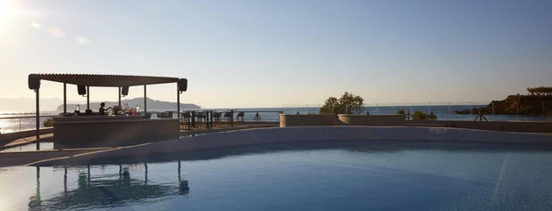 Domes Noruz Chania, Autograph Collection is one of Europe resorts (Marriott).