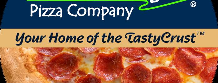 Northern Lights Pizza is one of Posti che sono piaciuti a Jordan.