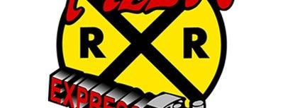 R&R Pizza Express is one of Locais salvos de Barbara.