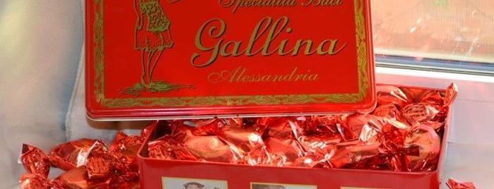Pasticceria Gallina Baci Gallina is one of Piemonte my love.