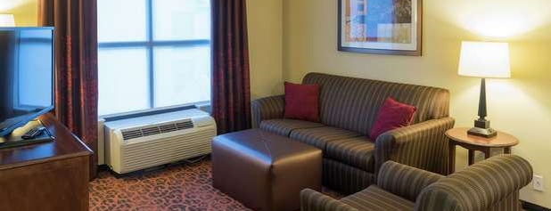 Hampton Inn by Hilton is one of Hotels & Destinations.