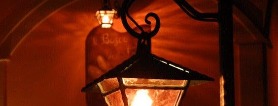 Ristorante Il Bosco delle Fate is one of Posti buoni dove mangiare.