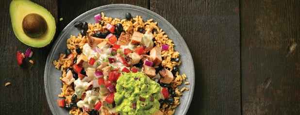 Qdoba Mexican Grill is one of Remember College?.