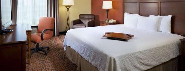 Hampton Inn San Diego/Del Mar is one of Posti che sono piaciuti a Tatsuzo.